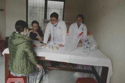 bệnh viện sản-nhi tỉnh: khám chữa bệnh miễn phí cho người nghèo trong tỉnh